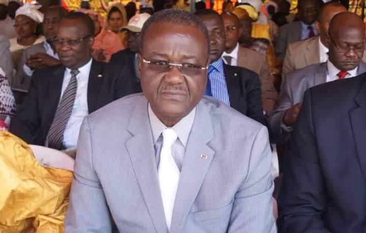 Décès du Général Benaïndo Tatola 1