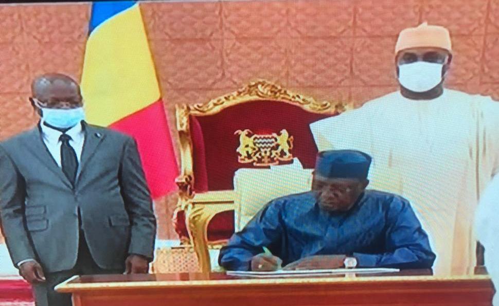 Le Tchad se dote d'une nouvelle Constitution 1