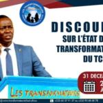 Message à la nation du Maréchal du Tchad 3