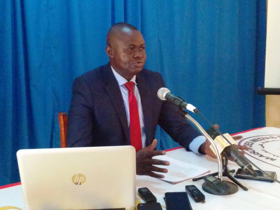 Dr Djiddi Ali Sougoudi devant la justice pour injure publique 1