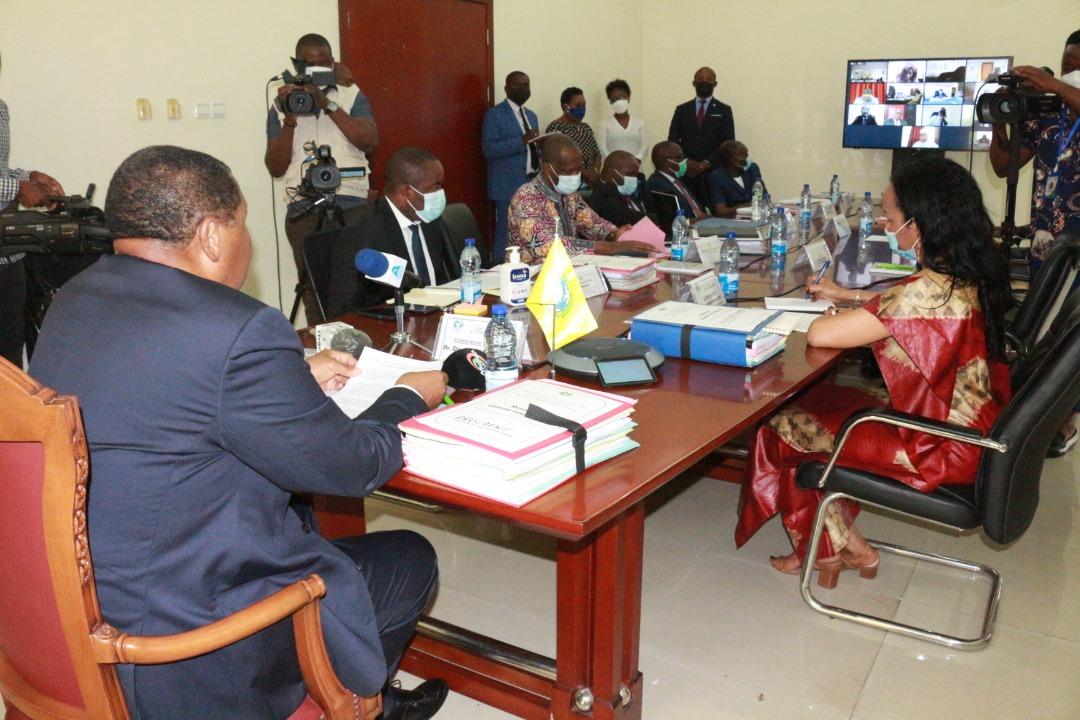 L'examen et l'adoption du budget 2021 de la Cemac au cœur de la 36ème session du conseil des ministres 1