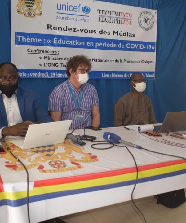 La Mmt et l'Unicef promeuvent le droit de l'enfant en période de Covid-19