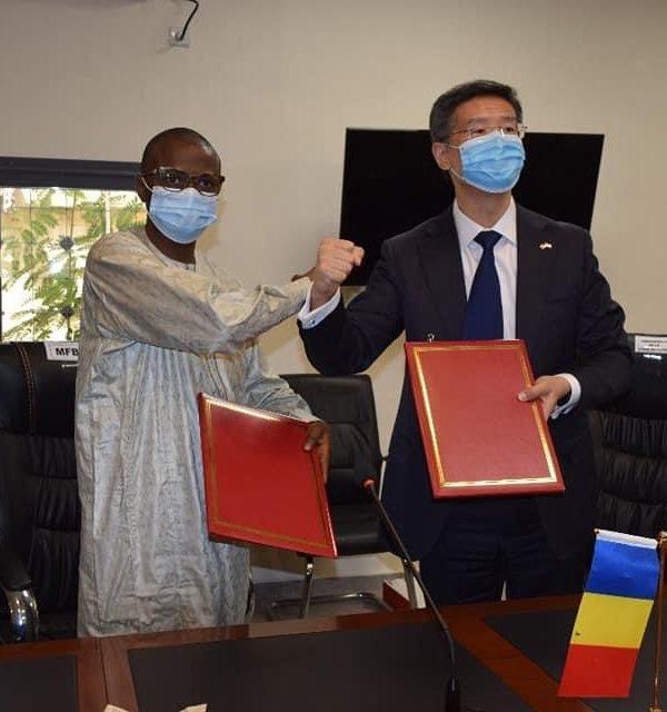 La Chine annule 15 milliards de sa dette au Tchad