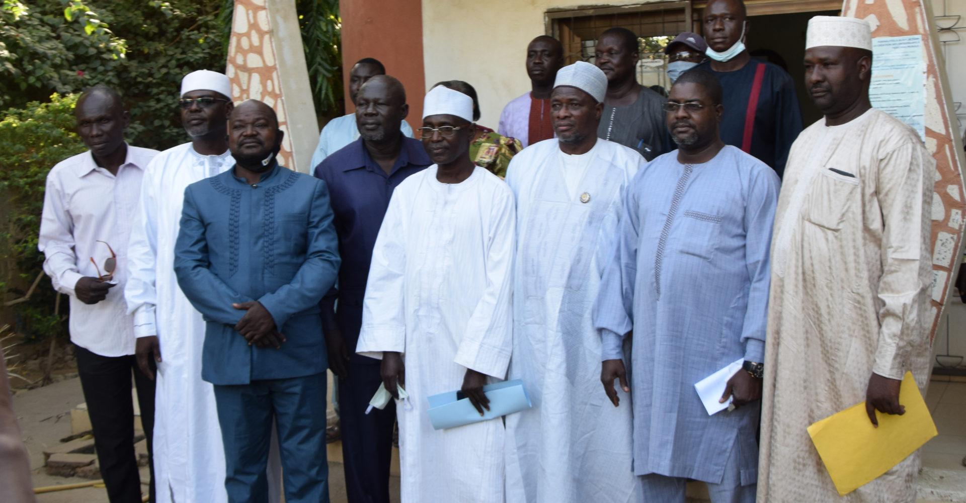 Une alliance d'une autre frange des partis politiques d'opposition pour une candidature unique à la présidentielle 1