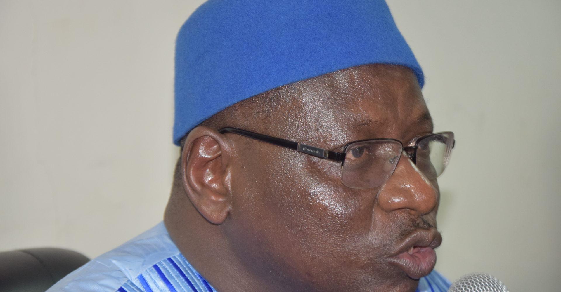 « Nous gagnerons cette élection parce que, je ne suis plus le candidat du Pret mais celui de la coalition » : Me Théophile Bongoro 1
