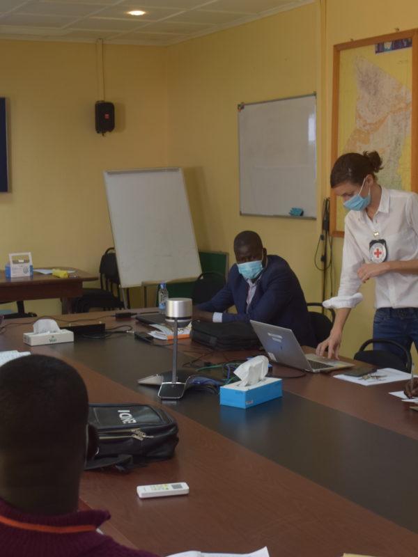 Le Cicr donne des éclaircissements sur son mandat au Tchad