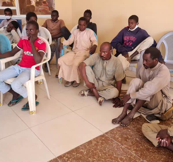 23 victimes de trafic d'êtres humains confiées au ministère de la femme