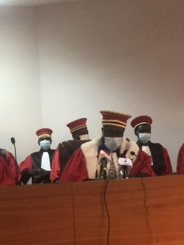 La Cour suprême invalide 7 candidatures sur 17