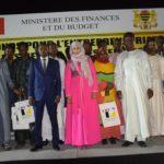 Installation des membres du bureau politique ''Convergence victorieuse'' 2