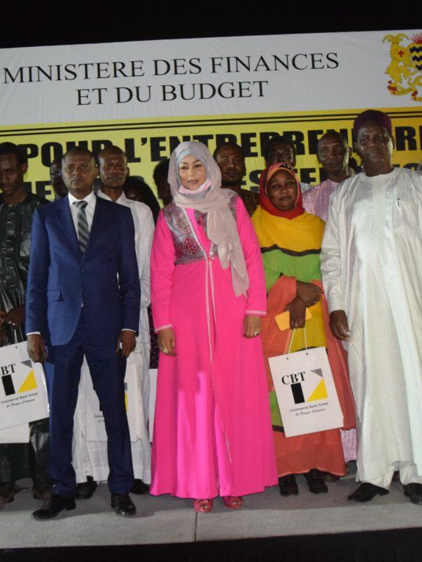 31 jeunes bénéficient d'un financement de 700 millions de francs Cfa