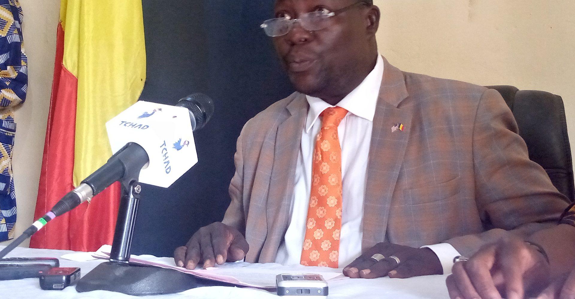 Les 8 exigences de Brice Mbaimon Guedmbaye, candidat du Mptr 1