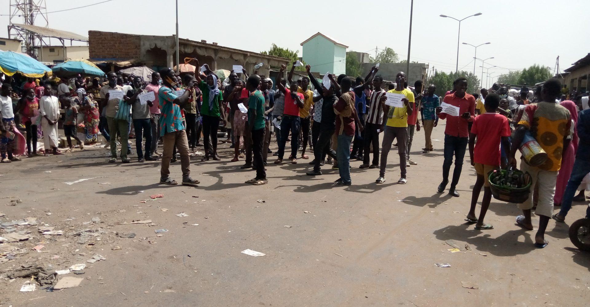 Tchad: le Pdi condamne la répression de la manifestation 1