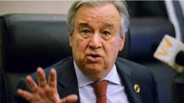 L'ONU appelle à un dialogue politique 1