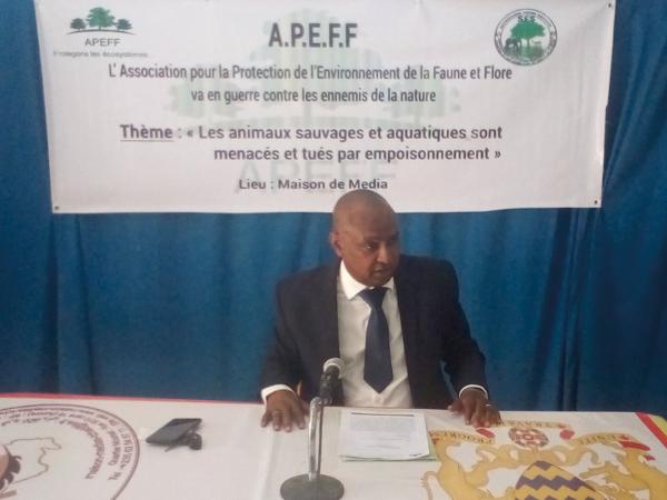 L'Apeff tire la sonnette d'alarme sur la dégradation de l'environnement