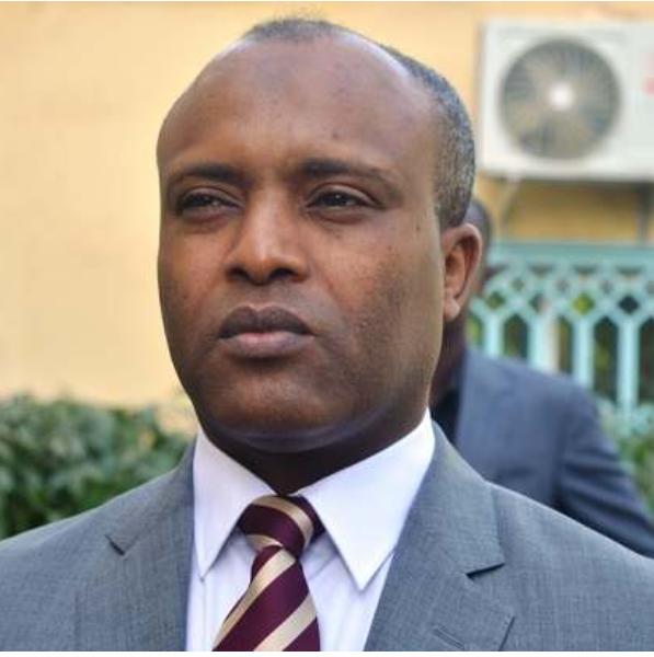 Abdoulaye Sabre Fadoul «Le couvre-feu est levé» 1