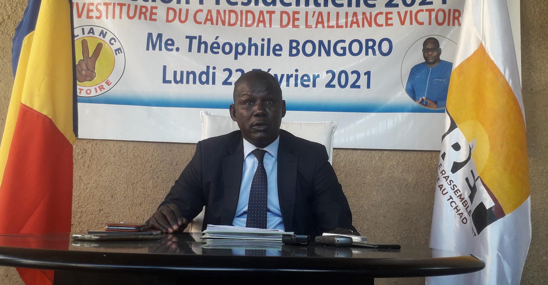 « Nous ne nous reconnaissons pas dans les élections dont les règles élémentaires de son organisation ont été escamotées » : Me Fonessoubo Timothée 1