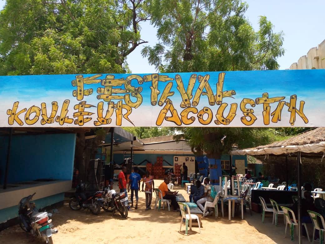 Deuxième journée du festival Kouleur Acoustik 1