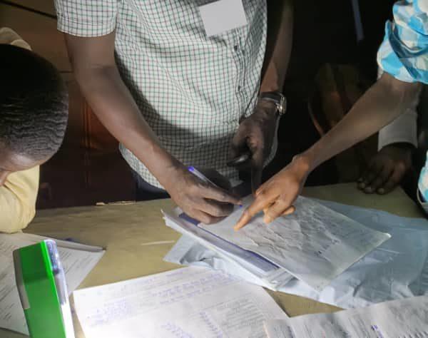 Fin du scrutin à N'Djamena