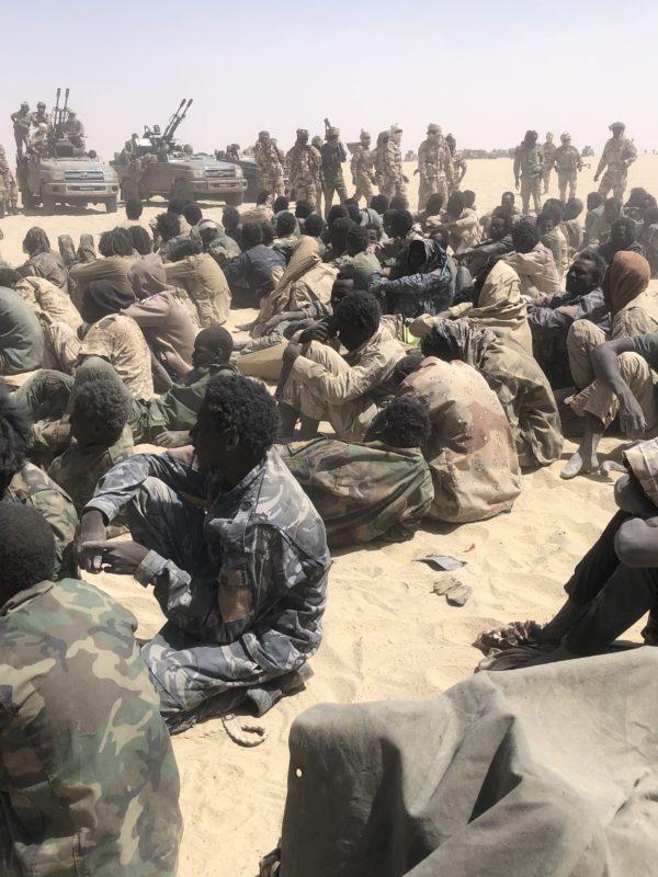 150 prisonniers et plus de 300 tués selon l'armée