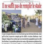 Hanifa Ali Oumar projette ' Une femme, un destin' 2