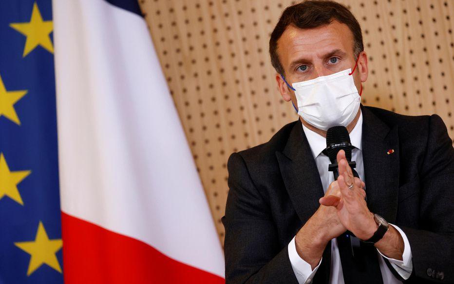 E. Macron viendra aux obsèques du Maréchal Idriss Deby Itno 1