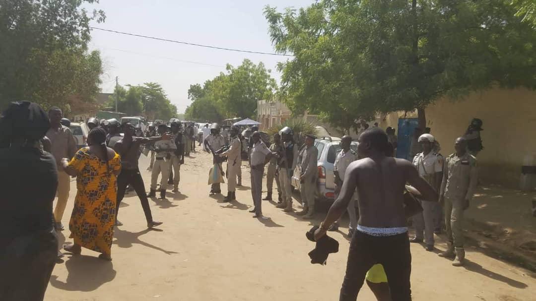 Le tableau sombre des droits humains au Tchad 1