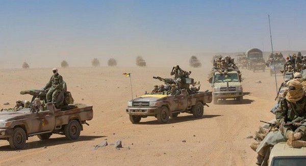 L'armée indique avoir neutralisé la colonne  des Fact au nord Kanem