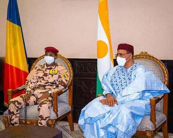 Le président du Cmt en visite au Niger