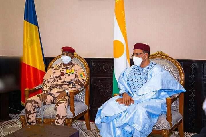 Le président du Cmt en visite au Niger 1