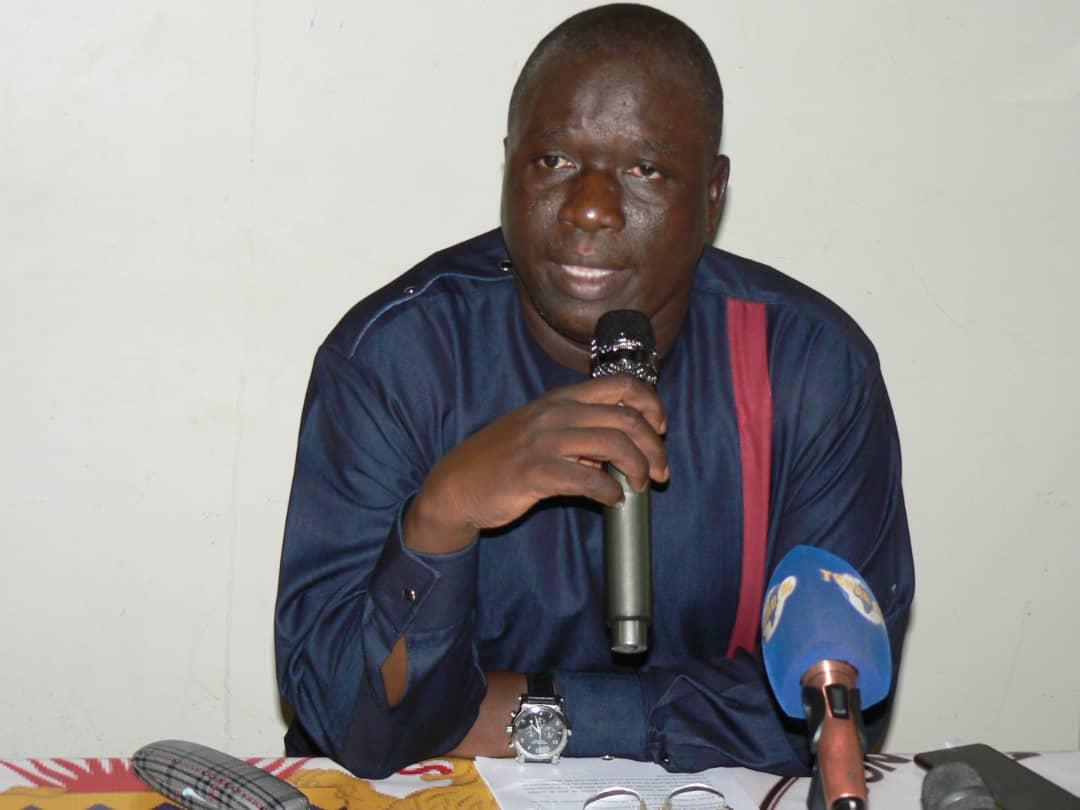 Lettre de protestation de Dr Nasra Djimasngar au Premier ministre de transition 1