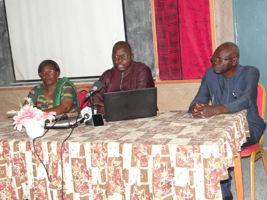 Lancement des activités de l'observatoire citoyen de la transition 1