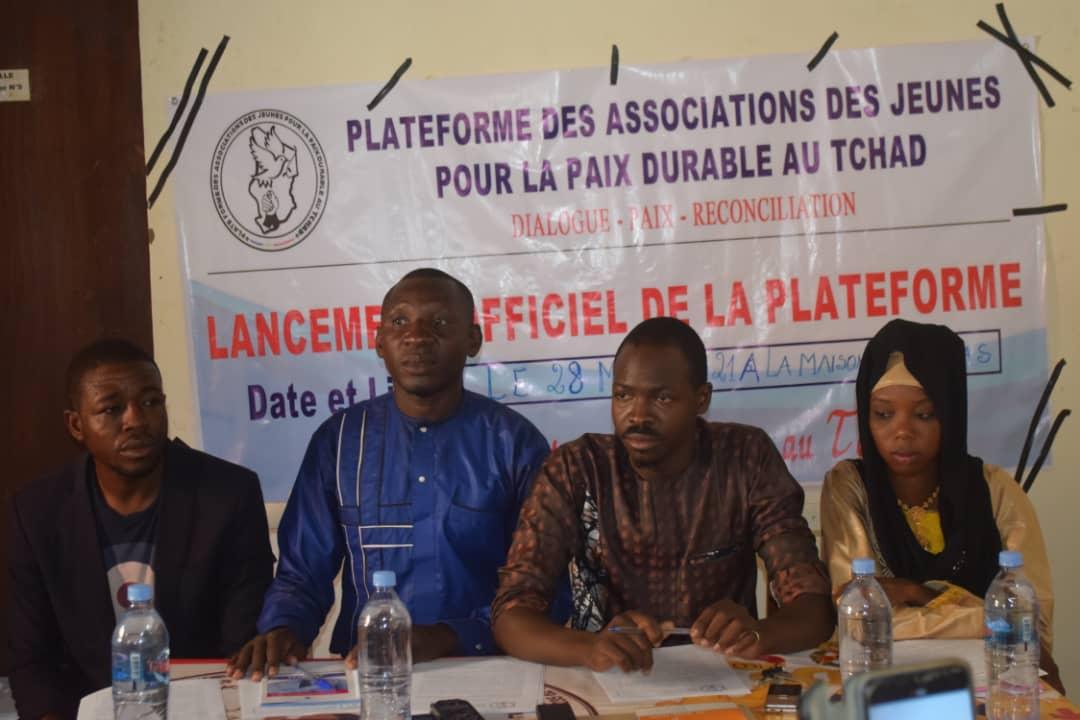 Lancement d'une nouvelle plateforme des associations des jeunes 1