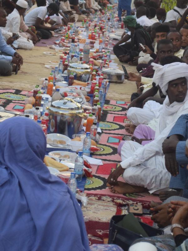 Une rupture de jeun entre musulmans et chrétiens pour le vivre ensemble