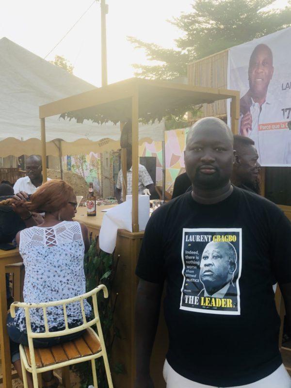 Le retour de Gbagbo en Côte d'Ivoire célébré aussi à N'Djamena