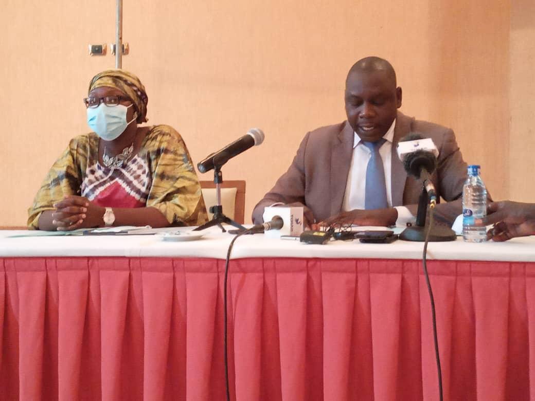 Ouverture d'une conférence sur la dette à N'Djaména 1