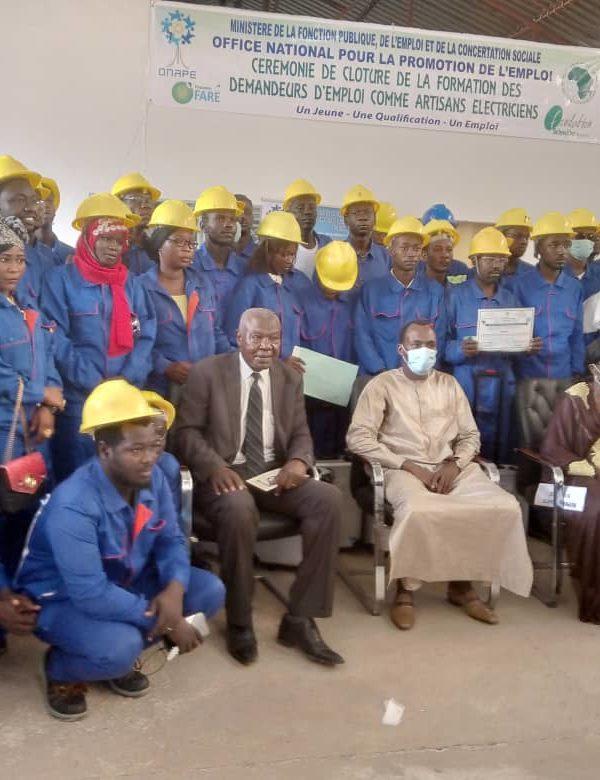 La professionnalisation de l'emploi un souhait pour l'Onape