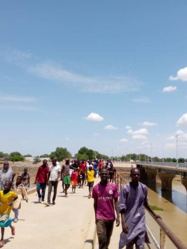 Le Pont N'guéli  officiellement réouvert