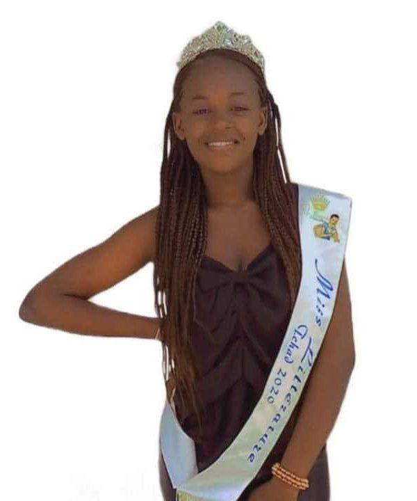 Kodjineloum Toïdibaye Grâce, 2ème dauphine Miss Littérature Afrique 2021