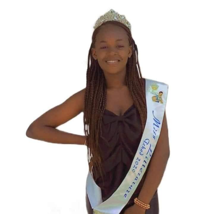 Kodjineloum Toïdibaye Grâce, 2ème dauphine Miss Littérature Afrique 2021 1