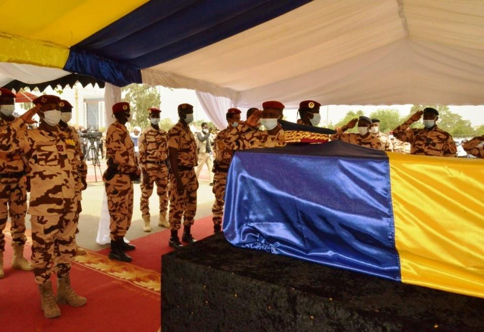 Transition : le Conseil de sécurité des Nations-Unies appelé à « s'autosaisir du dossier tchadien » 1