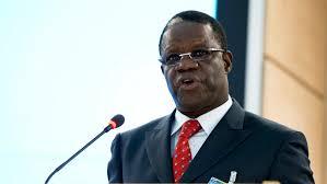 Basile Ikouebe, haut représentant de l'Ua à la place de Ibrahima Fall