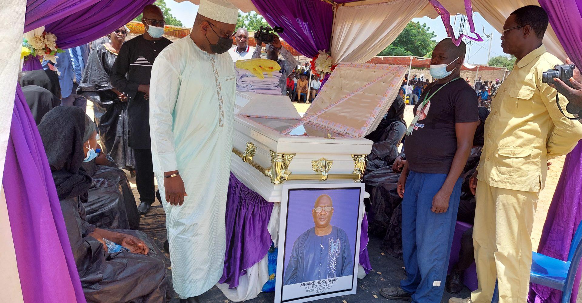 L'ultime hommage à Mbaïré Bessingar 1