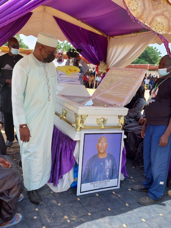 L'ultime hommage à Mbaïré Bessingar