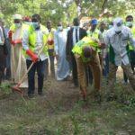 Journée mondiale du nettoyage: le maire de NDjaména appelle à la mobilisation générale 3