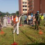 Journée mondiale du nettoyage célébrée au Tchad 3