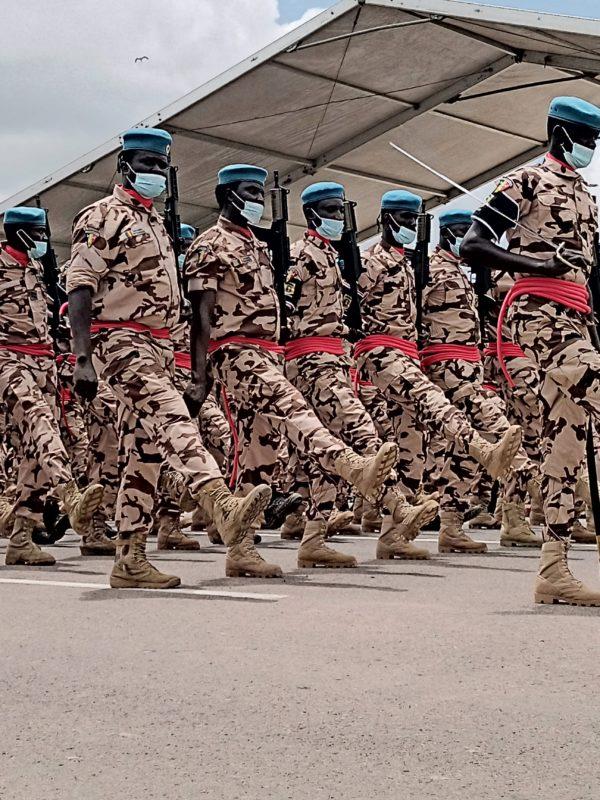 Le statut général des forces de l'ordre est adopté par les élus du peuple