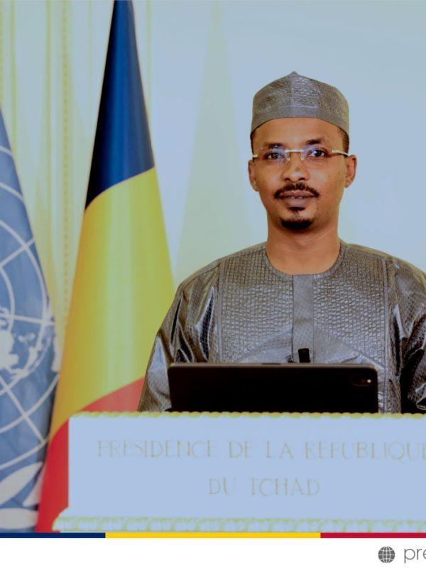 Mahamat Idriss Déby appelle à une mobilisation accrue en faveur de l'Afrique
