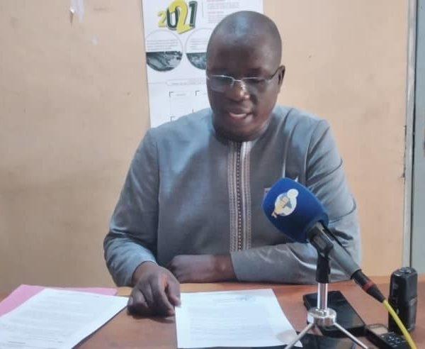 Dr Nasra appelle les victimes du creusage de la tranchée autour de N'Djamena à s'enregistrer