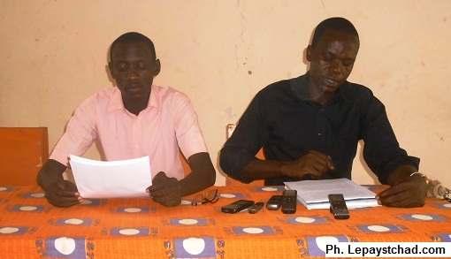 Le Mouvement citoyen Iyina dénonce l'arrestation arbitraire de Kemba Dida Alain