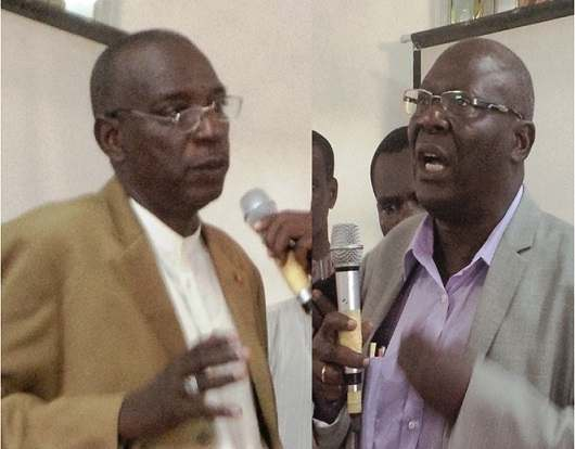 Laouro  Gondjé et Allazam El-Hadji Issaka élus conseillers au HCC